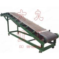 西藏双升降皮带机 耐高温耐磨 有机肥料装卸输送机