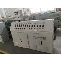 张家港市华德机械 65/33单螺杆挤出机pert地暖管管材挤出机聚乙烯生产线