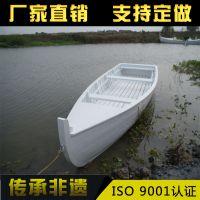 山东楚水供应欧式木船4人座手划高品质木船厂家制造客船
