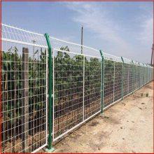 菱形铁丝网 双边护栏网价格 围墙护栏网价格