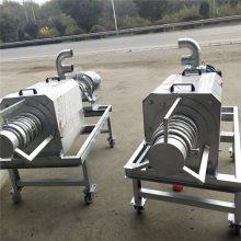 养殖粪便处理技术 猪屎粑粑干湿分离机 污水处理专家 润众