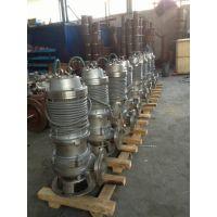 QW系列潜水排污泵150QW100-40-22KW厂家直销,立式排污泵型号参数
