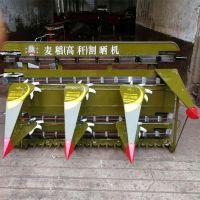 山东工厂批发新款德鑫GT-160型秸秆再利用动力多样铺放式割晒机割台 铺放整齐工作效率高
