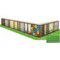 北京同兴伟业直销幼儿园整体设计、钻笼组合、室内攀岩墙、木制长廊组合