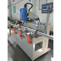 工业铝型材双头切割机、工业铝型材全自动切割机