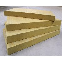 定制高密度防水建筑岩棉板 阻燃防火复合岩棉保温板厂家批发