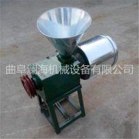 小型家用粮食加工设备磨面机 杂粮面粉机