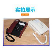 正品酒店宾馆电话机出口外贸电话座机小电话 床头办公商务座机