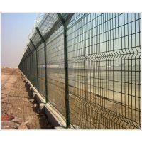 机场刺丝安全防护网 防攀爬铁丝网围栏 刀片滚笼框架护栏网厂家直销