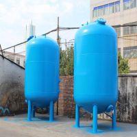 滤尔水供应直径1米碳钢机械过滤器立式 A3碳钢过滤罐井水山泉水中水回用等预处理专用