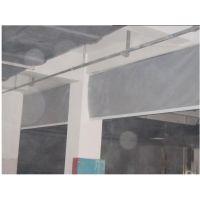 挡烟垂壁厂家|挡烟垂壁铝型材价格优惠欢迎选购|材质为防火玻璃硅胶布