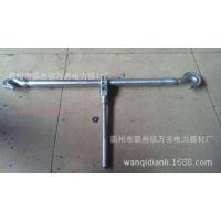 铝合金双钩双沟钢丝棘轮多功能紧线器