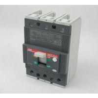 ABB塑壳断路器XT1B160 TMD63-630 FF 3P