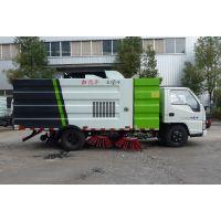 江铃顺达虹宇牌HYS5060TSLJ5型道路清扫车(2.8L排量)