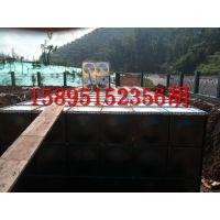 抗浮地埋箱泵一体化 地埋水箱厂家 厂家直供