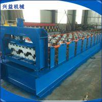 河北兴益供应全自动数控楼承板设备 750型承重板机器