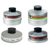 霍尼韦尔1783040有机无机气体及颗粒物滤罐 铝制滤罐