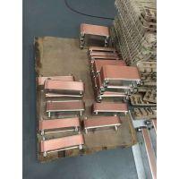 直销螺杆机配套钎焊蒸发器 油水冷却用不锈钢钎焊冷却器 板式换热器厂家