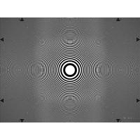 ESSER爱莎/Sine Image /3nh动态分辨率测试卡TE114标定板摄像头测试