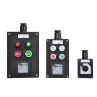 全塑黑色FZC-立式挂式电机操作箱厂家 化工厂专业操作箱型号