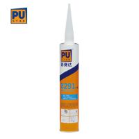 普赛达-力健8291 聚氨酯密封胶 聚氨酯建筑结构胶 表面可打磨