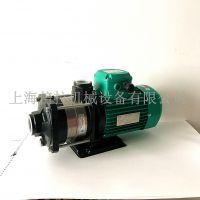 上海经销威乐水泵MHIL405动力工业体系用泵