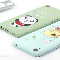 抗震防摔oppoR9S手机保护套配件 r9pc前后盖卡通水贴动物画手机壳