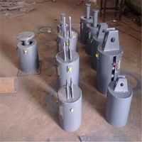Q235弹簧支架厂家管道支吊架整定弹簧支吊架组件稳固安装施工方便