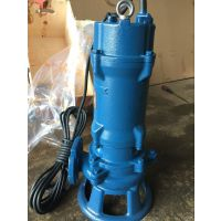 切割水泵80XWQ45-9-2.2健全的营销服务体系沼气池泵