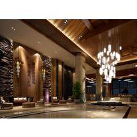 峨眉山连锁品牌酒店设计—水木源创连锁酒店装饰设计