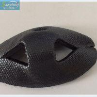 星亚供应浸塑防鲨网浮标 海绵eva浸胶泡胶钥匙挂件制品 规格尺寸定做