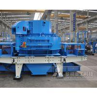 1小时200吨环保型制砂机多少钱?