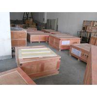 上海出口木箱包装公司 免熏蒸木箱定做 钢带木箱 木托盘 加工批发