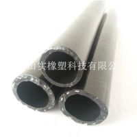 山实供应5mm钢丝编织胶管 液压油管 耐老化高压胶管