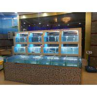 无锡酒店鱼缸13218852396无锡海鲜鱼缸价格
