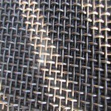 山西筛煤钢丝网 重型编织网 锰钢轧花网