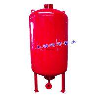 气压罐  浙江隔膜式气压罐厂家  储罐  1000*1.0  消防供水气压罐