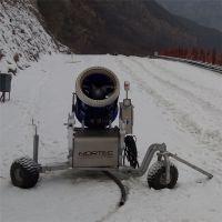 诺泰克厂家直销全自动造雪机 经久耐用 雪质精细旋转式覆盖造雪一台起售