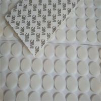 供应3M防滑硅胶垫 透明圆形硅胶垫 橡胶脚垫 防震硅胶脚垫