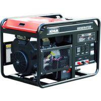 12kw科勒汽油发电机 CH730科勒单相电启动220V发电机组