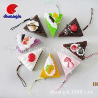 食物模型 美味甜品店生日蛋糕展示品 仿真树脂食品