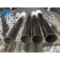 现货销售304不锈钢装饰管 不锈钢圆管304焊管 门窗扶手