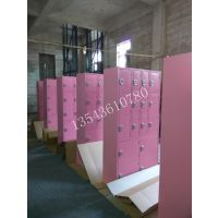 广州电子锁9门感应柜12门条形码感应柜,刷卡柜,超市扫描二维码存包柜佛山优粤厂家