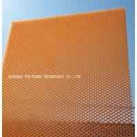艾思乐质轻高强透明防水阻燃节能建筑用塑料蜂窝网PC8.0