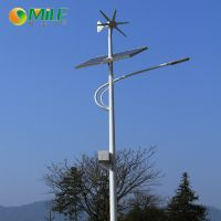 10米LED风光互补路灯多少钱