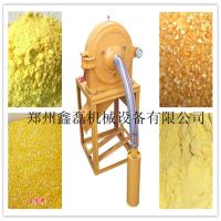 厂销小型家用玉米小麦大米五谷磨粉机大料药材颗粒饲料齿盘粉碎机