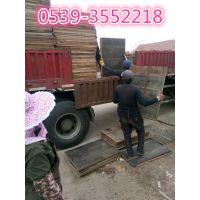 供应砖机托板价格 砖机船板出厂价 砖机竹胶板供应商
