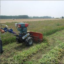 喂牛牧草割草机 野生牧草麦子收割机