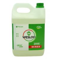 供应香港卫诗乐全能消毒水 地毯消毒水 84消毒液