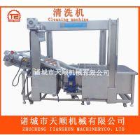 全智能化TSXQ50型槽辣椒清洗机@清洗槽辣椒专用设备